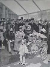 Princess May of Teck Royal Botanic Soc Regent's Park