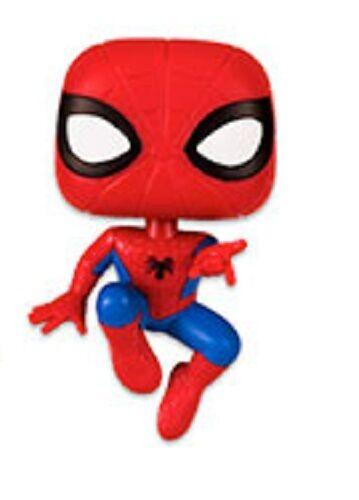 Funko pop - spider - man - abbildung marvel - sammler - exklusive bnib