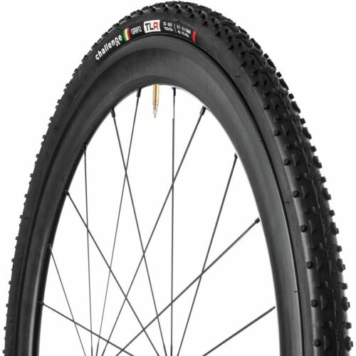 New Challenge Grifo TLR 700 x 33c Folding Bead Cyclocross Gravel Bike Tire