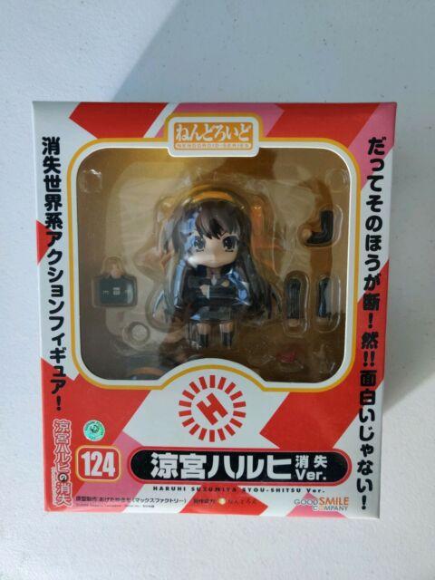Disappearance Ver Nendoroid Action Figure Good Smile Company SUZUMIYA HARUHI