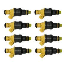 8x Ev1 Upgrade Bosch Fuel Injectors For 0280150965 Jeep Dodge 52l 59l