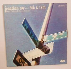 JONATHAN COE ~ 9TH & 13TH ╚  CD ALBUM PROMO TRICATEL - Louis Philippe & Manners