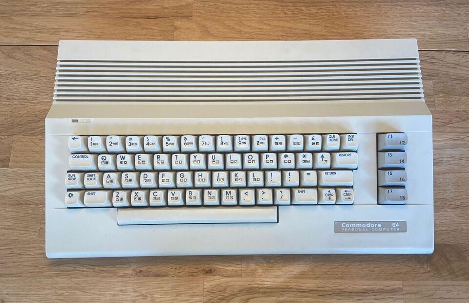 Commodore 64c, Commodore 64