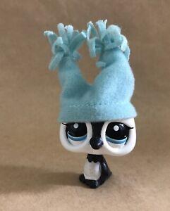 Littlest-Pet-Shop-2244-Penguin-LPS-2244-Black-amp-White-Blythe-Penguin-Bird