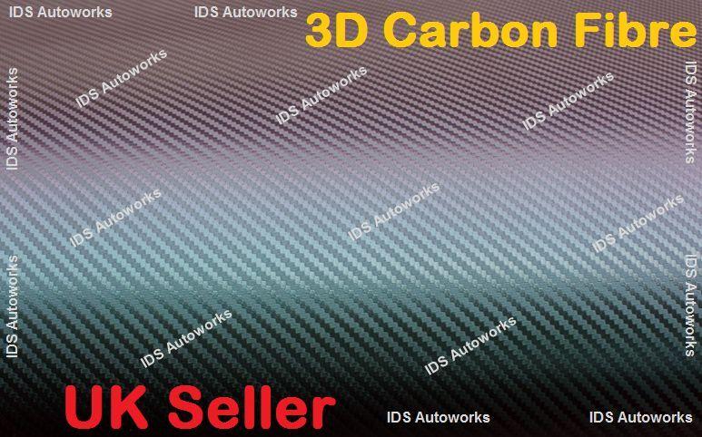 UK Grün to lila 3D Chameleon Carbon Fiber Car Vinyl Wrap