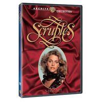Scruples - Dvd - 3-disc Set - Lindsay Wagner - Tv Mini Series