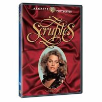 Scruples - Dvd - 3-disc Set - Lindsay Wagner - Tv Mini Series