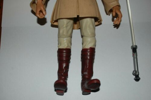 "Obi Wan Kenobi Electronic 12/"" Figure-New-Hasbro-Star Wars Attack of the Clones"
