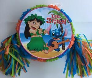 Lilo-amp-Stitch-Pinata-Party-Game-Party-Decoration-FREE-SHIPPING