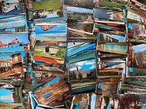 Used-amp-Unused-Lot-of-50-USA-Vintage-Chrome-Postcards-We-Our-Customers