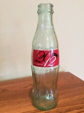 COLA GLASS BOTTLE 2012 WORLD OF COCA COLA HAPPY MOTHER/'S DAY 8OZ COCA