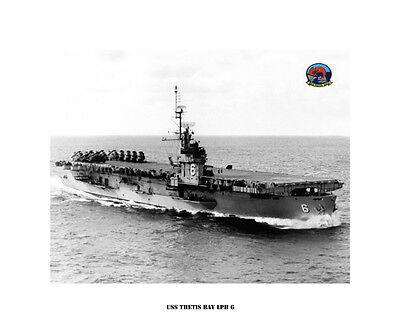 USS Princeton LPH 5 USN Navy Naval Ship Photo Print