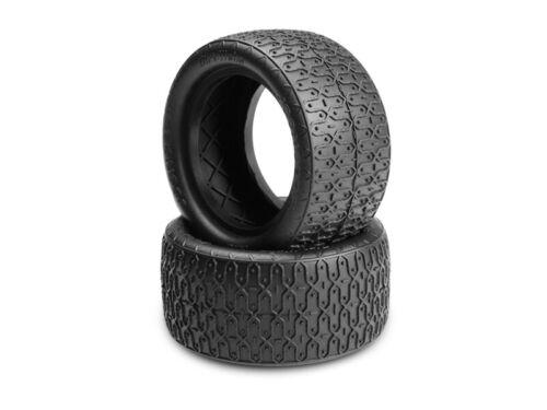"JConcepts # 3076-02 ~ Dirt Webs 2.2/"" Rear Tires Green Super Soft w// Inserts"