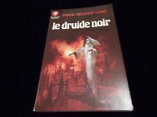 Bibliothèque Marabout 634 Frank Belknap Long : Le druide noir
