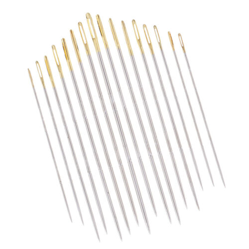 16Pcs Assorted Hand Sewing Needles DIY Handmade Doll Soft Toy Making Tool