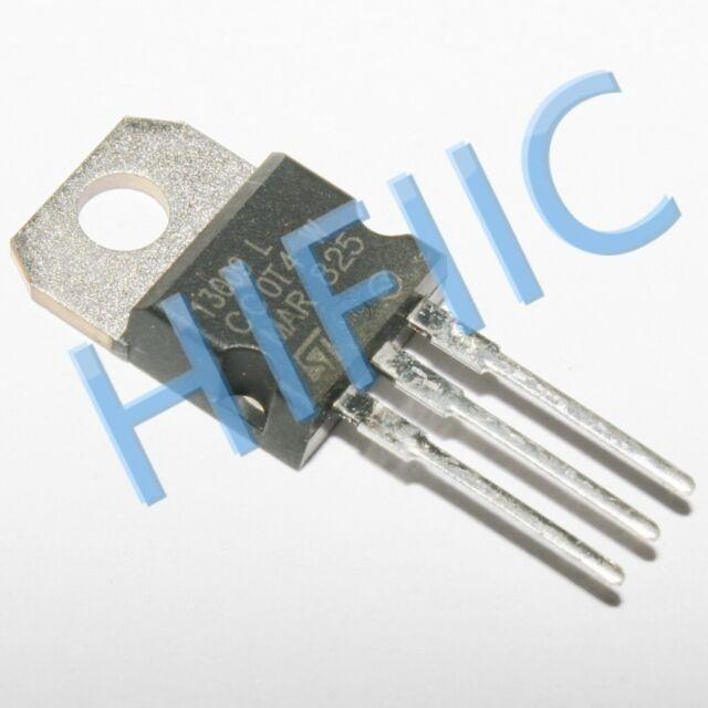 10x BUL38D transistor NPN bipolar 450V 5A 80W TO220 with diode ST bul38db