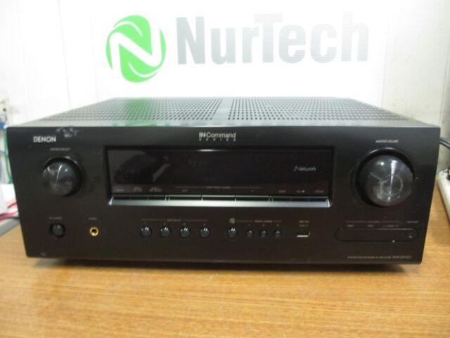 Denon AVR 2312CI  Integrated Network AV Stereo Receiver