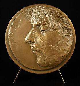 Medal-Samson-Francois-Musician-Virtuoso-Pianist-Famous-69mm-329g-Medal
