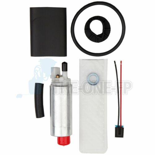 NEW PREMIUM HIGH PERFORMANCE FUEL PUMP WITH INSTALLATION KIT /& STRAINER E3240