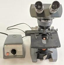 American Optical Spencer 1062 Microscope With Five Objectives
