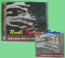 CD STORIA CANZONE ITALIANA 16 compilation PROMO SIGIL ROSSI BATTIATO DALLA (C16)