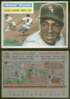(11993) 1956 Topps 125 Minnie Minoso Gray Back White Sox-EX