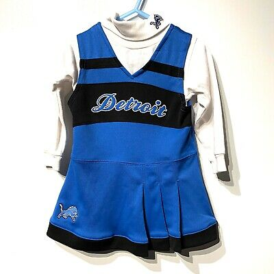 NEW Girls Oregon Ducks Cheerleader Dress Size 2T 2 T Toddler Cheer Cheering