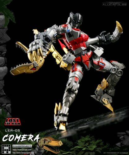 Transformers LER-05 Fansproject FPJ Comera Action Figure stock now  UK