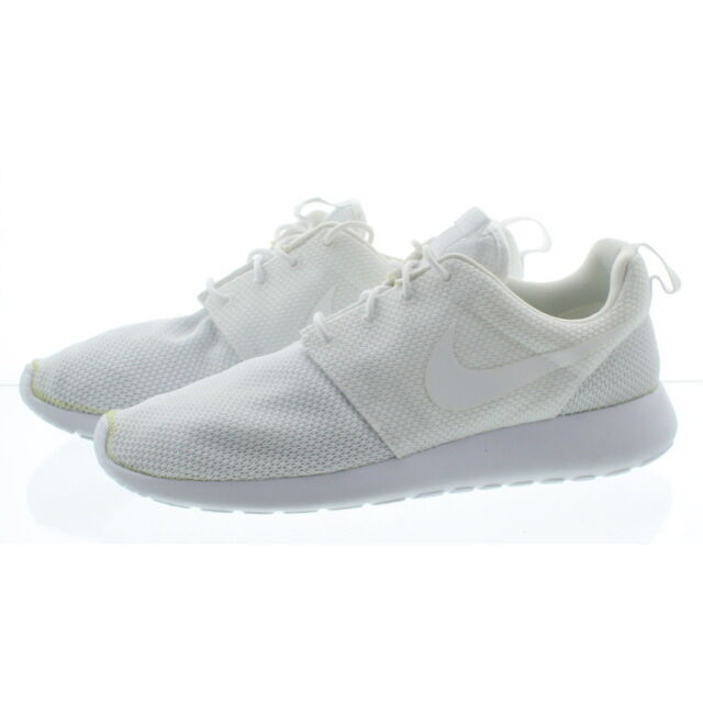 Nike Mens Roshe One Size 12 White SNEAKERS Shoes 511881 112