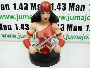 Figurine-MARVEL-BUSTE-en-resine-9-a-14-cm-Elektra