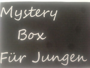 Mysterybox Surprise Box Set interessant viel drin