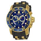 Invicta 6983 Scuba Pro Diver Gold Plated Chronograph Watch