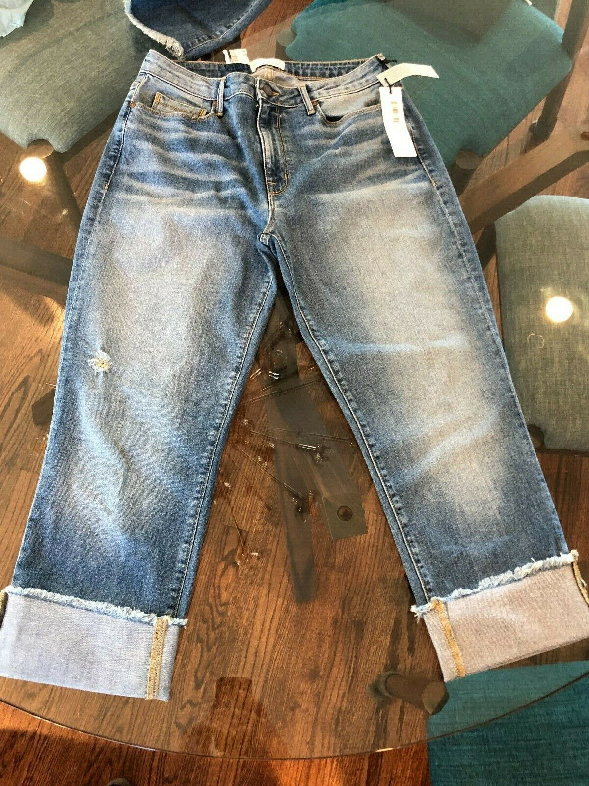 Parker Smith denim NWT Relaxed Pin Up in Boca NEW WITH TAGS 28, 29, 30, 31