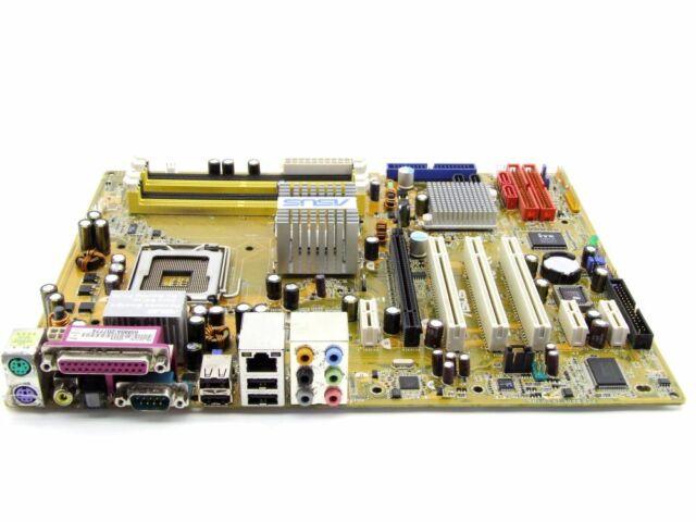 Asus P5LD2 ATX Computer Motherboard Desktop PC Motherboard Intel 945P Socket 775