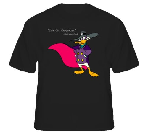 Darkwing Duck Lets Get Cartoon T shirt