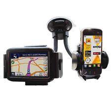 In Car Twin Gadget Holder [SWGH2] Great for Mobile Phones, MP3 Players, etc...