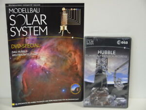 Modellbau-Solar-System-DVD-Special-Hubble-15-Jahre-Entdeckungsreise-Heft