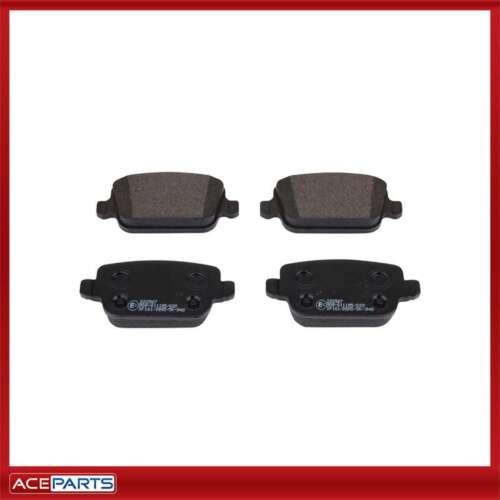EuroBrake Rear Disc Brake Pads 5502222567