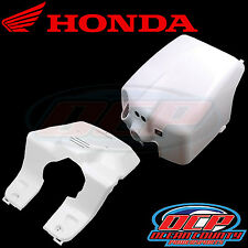 NEW GENUINE HONDA 2004 - 2009 RUCKUS 50 S NPS50S OEM SHASTA WHITE COVER SET