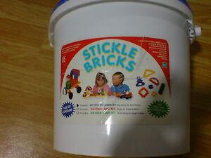 Stickle Bricks Hasbro Steckspielzeug - <span itemprop='availableAtOrFrom'>Hohentengen, Deutschland</span> - Stickle Bricks Hasbro Steckspielzeug - Hohentengen, Deutschland