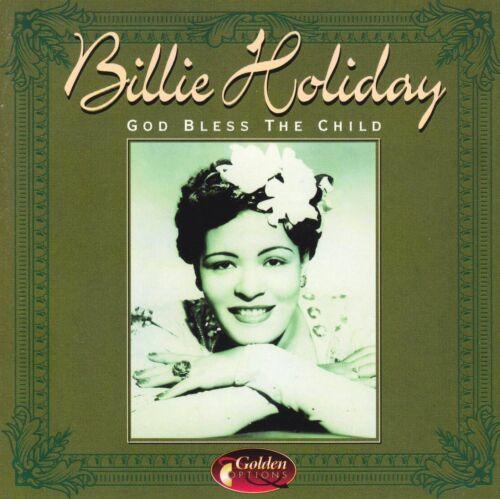 1 of 1 - cd-album, Billie Holiday - God Bless The Child