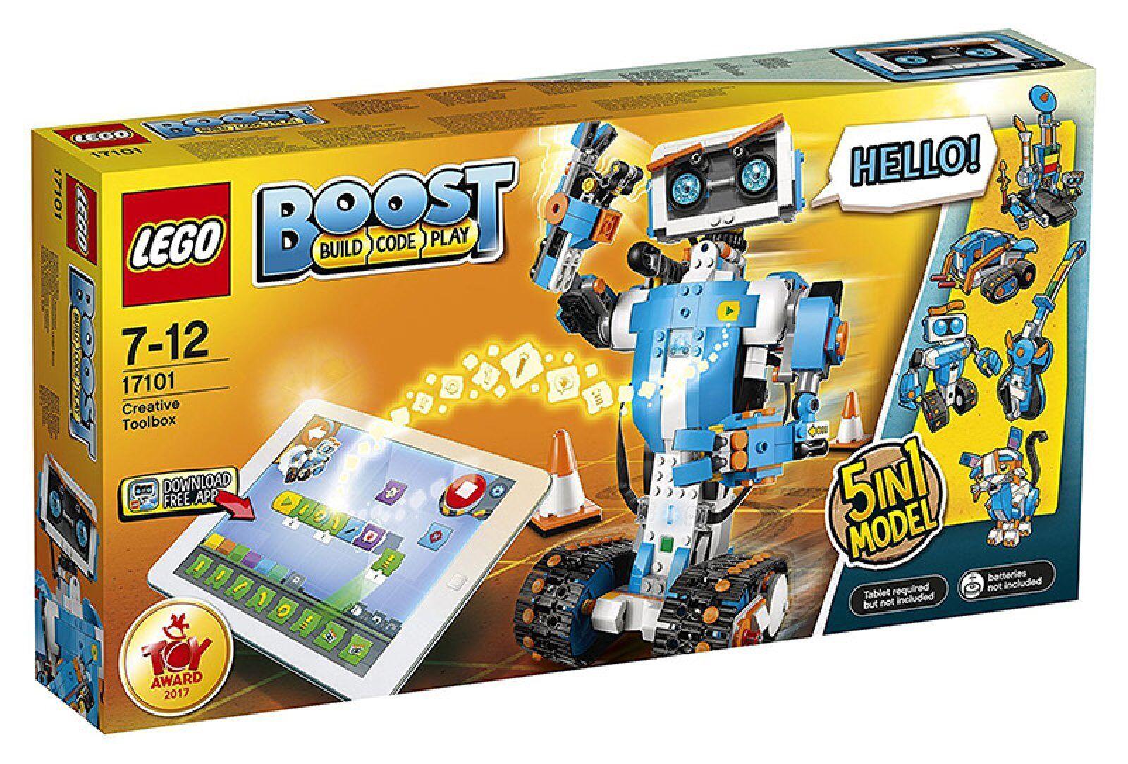 17101 LEGO Boost Toolbox Creativa