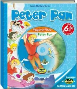 Libri-Magiche-Fiabe-Peter-Pan-Libro-Dvd