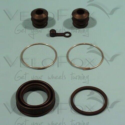 84-86 front//rear 30mm x 35mm Honda VF500F Interceptor caliper piston /& seals