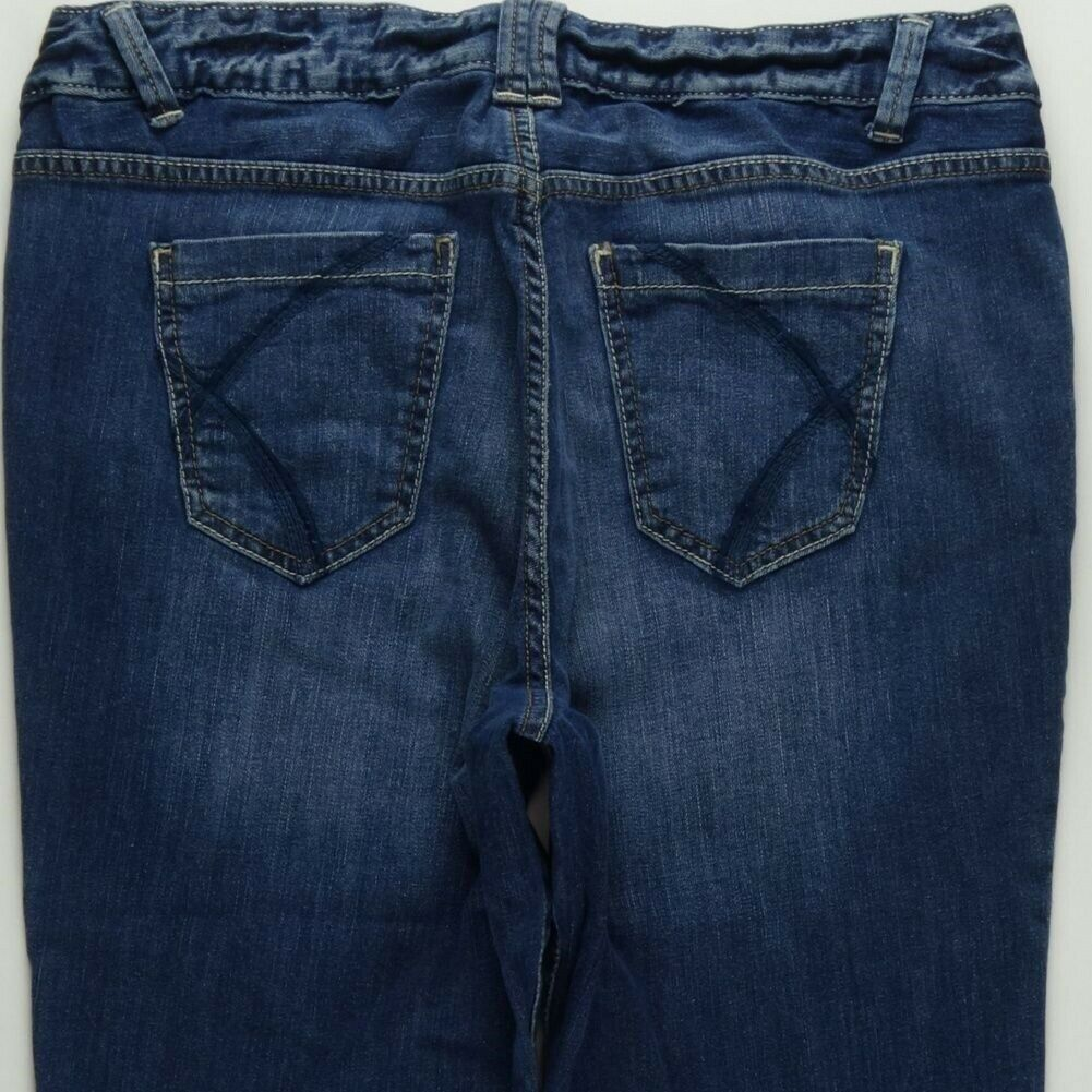 Lane Bryant Capris Cropped Jeans Women's Plus Size 16 Stretch B493