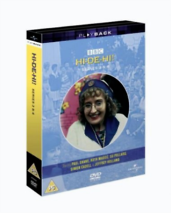 Hi-De-Hi-Series-3-4-Complete-DVD-2004-3-Disc-Set