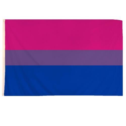Omosessualità Gay Pride Bandiere Rainbow Designs transgender DIAVOLETTO bisessuale BANDIERA 5F x 3F