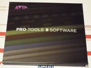 Details about Avid / Digidesign Pro Tools 8 0 4 Official DVDs Mac 10 6 8 &  10 8 5, Win7,Win 10