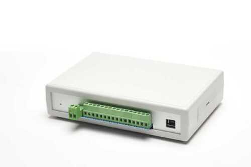 acksen DS-108 C//W 4 sondas de Temp DAQ 8 Canales De Temperatura Registrador de Datos