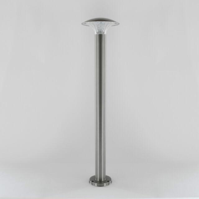 Standleuchte LED Außenleuchte Bewegungsmelder Edelstahl 451 Wandlampe Leuchten